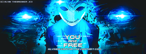 You Are Free by alvindeviantart