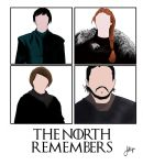 The North Remebers by irtixboy