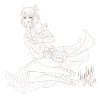 Sketch for Feature 04 by MadameNyx
