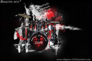 drums by brigster18