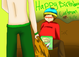 Happy B-day Cartman by Toru887