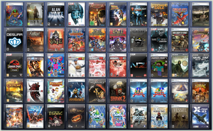 Game Icons 51 by GameBoxIcons