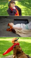Deponia Cosplay by Waterqueen-san