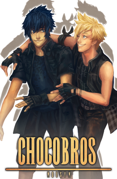 Chocobros by MousyM