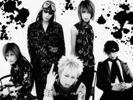 Dir en Grey 02 by TooruNiimura