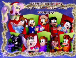 Lars99's Christmas Group anno 2013 by Lars99
