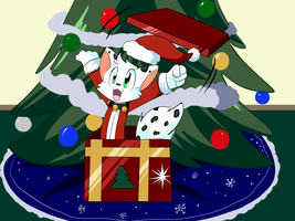 12 Days of Christmas: Furryluv19 by SmilehKitteh