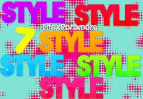 Styles_Colors_Pack7 by LifexParamore