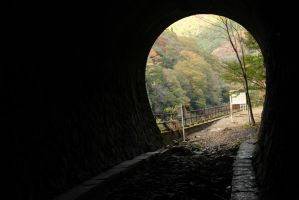 exiting the tunnel by rayna23