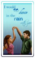 Dancing In The Rain by aluinn