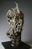 Sewer Creature 1 by irbysculpture