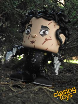 Edward Scissorhands by hammyevan