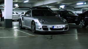 Porsche 911 Turbo by ShadowPhotography