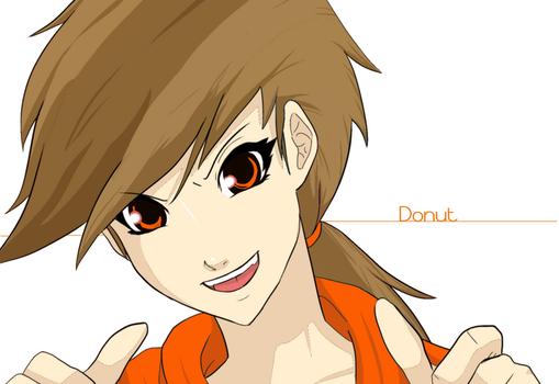 Humanized Donuts! by TheKidProductions