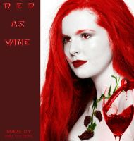 RED AS WINE by PaiVerde