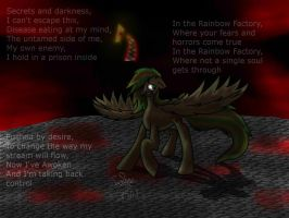 Secrets and Darkness - ART FOR A FANFIC by Fire-Blast-Scotland