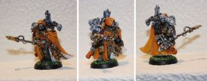 Orange Lions Chaplain by jeroenbrugman