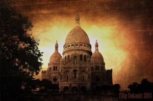The spirit will not share the Guilt | Sacre-Coeur by Blackfilm