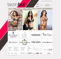 TARZINIBUL e-commerce by MorinTedronai