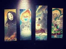 AUCTION BOOKMARKS by arucarrd