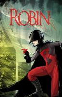 Robin - Tim Drake New Costume by facelesscow