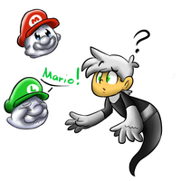 Ghostys :D by MariobrosYaoiFan12