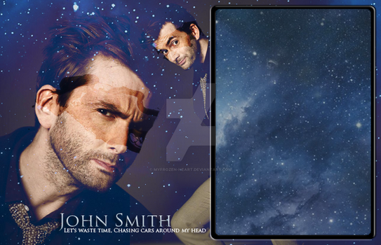 OCC John Smith Character Template by MyFrozen-Heart
