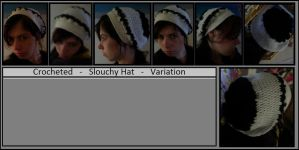 slouchy hat by Evanescent-beauty