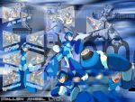 Megaman Armors by seraphx