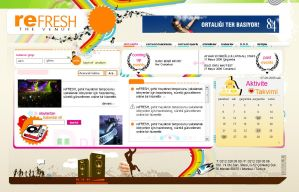 refresh  maslak the venue web by feartox