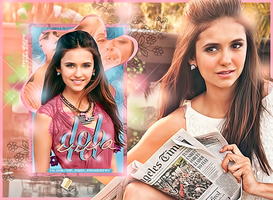 Nina Dobrev by ByStronger