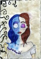 Corpse Bride/Emily by BitterMuffin