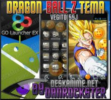 Vegito Android Theme by Danrockster