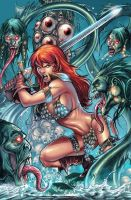 Red Sonja 48 by Ivan-NES