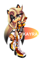 KAYRA the porcupine by KC0331