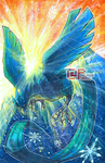 Articuno Team Mystic by Pixelated-Takkun