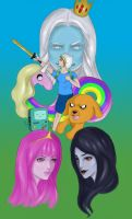 Adventure Time by annagirl59