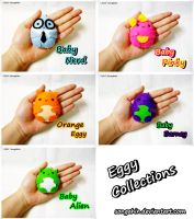 New Baby Eggy Collections by SongAhIn
