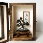 Oriental Bonsai tree by dollhouseara