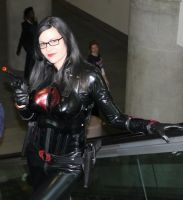 2011 Comikaze by TheLadyNightshayde