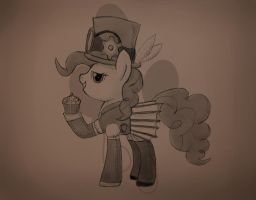 Steampunk Pinkie by chirin98