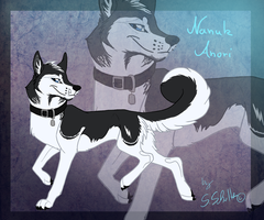 Your character of awesome - commission Nanuk by StanHoneyThief