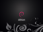 black debian by bulwiarz