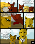 The Beginning of the End Page 18 by NomadicNova