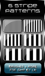 6 Stripey Patterns for GIMP by el-L-eN