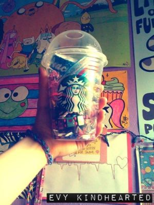 Starbucks by EvyKindhearted