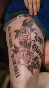 Dystanys Tattoo 3 by Spencer0926