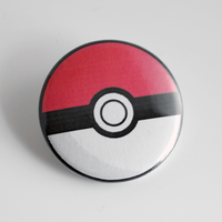 Pokeball by MonstersPins
