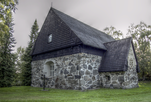Finnish churches part II by Karelen