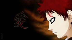 Gaara by DRAGONartes